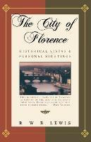 预订 The City of Florence佛罗伦萨,普利策奖得主、R.W.B.刘易斯作品,英文原版