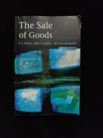 The Sale of Goods(10th edition)商品营销(第10版)【英文原版】