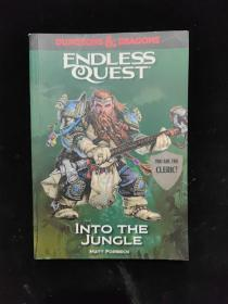 Dungeons & Dragons ENDLESS QUEST  INTO THE JUNGLE 龙与地下城