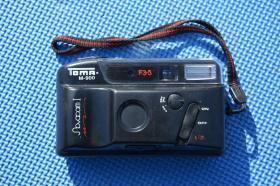 怀旧收藏 Toma900 汤姆老相机 胶卷相机 功能正常 老物件摆设