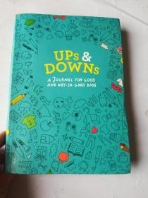 ups and downs a journal for good and not so good days