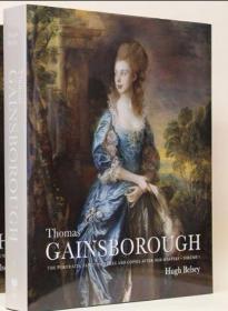 预售托马斯·庚斯博罗画册画集精装Thomas Gainsborough: The Portraits, Fancy Pictures and Copies after Old Masters (The Paul Mellon Centre for Studies in British Art)