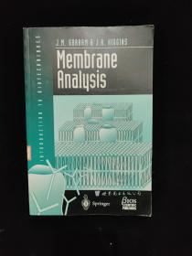 Membrane Analysis