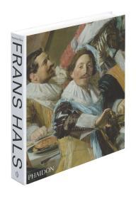 预售佛朗斯哈尔斯荷兰现实主义画派奠基人画集精装Frans Hals