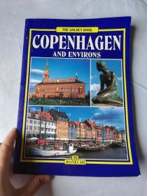 The golden book Copenhagen and environs