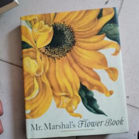 Mr Marshall's flower Book