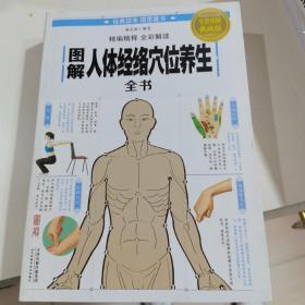 图解人体经络穴位养生全书