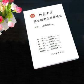 北京大学博士论文:中县干部