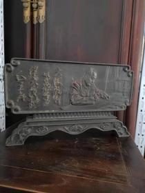 文革时期主席摆件,纯手工雕刻,收藏价值高,