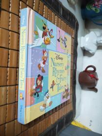 英文原版Disney Nursery Rhymes & Fairy Tales