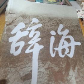 辞海(1999年版缩印本)
