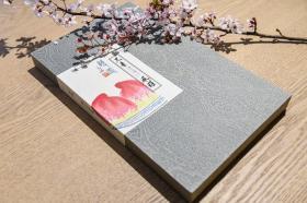 盒装 仿古笺纸《齐白石〈果蔬笺〉》(宣纸喷彩,每幅2张,共30张)