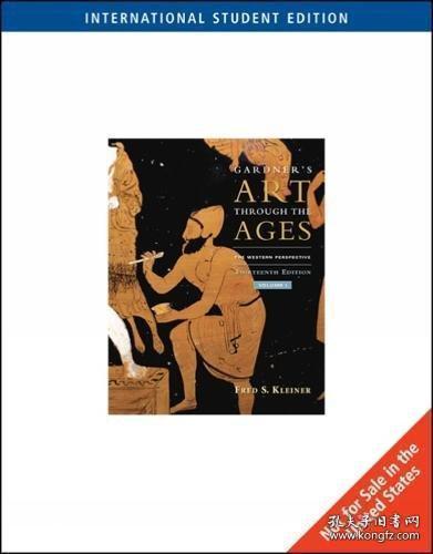 【包邮】Gardner's Art through the Ages: The Western Perspective, Volume I, International Edition