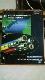 BOSTON WEATHERHEAD  HOSE ASSEMBLY