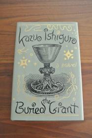 预售被掩埋的巨人 石黑一雄 美版精装 The Buried Giant by Kazuo Ishiguro