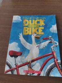 DuckonaBike[自行车上的鸭子]