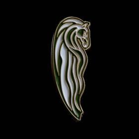 预售指环王魔戒weta官方刚铎白树和洛汗马徽章套装COLLECTIBLE PIN SET - ROHAN HORSE & WHITE TREE OF GONDOR