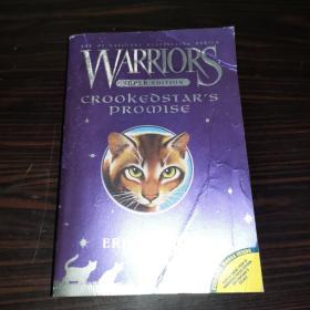 Warriors Super Edition: Crookedstar's Promise 猫武士外传4:钩星的承诺