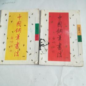 中国钢笔书法1996年1.3