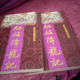 南风武侠精品系列--红姑降龙记【上下册】