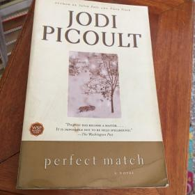 JODI PICOULT (PERFECT MATCH a novel)