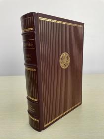 ulysses 《尤利西斯》 乔伊斯 James Joyce 代表作 20世纪文学经典  Franklin Library1976年出版 真皮精装 限量收藏版 世界100伟大名著系列丛书
