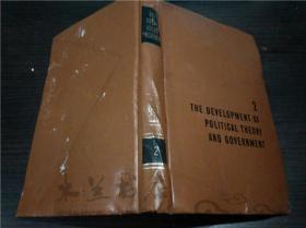 原版英法德意等外文 The Development of Political Theory and Government 政治理论的发展与政府,莫蒂默·杰·阿德勒 Mortimer J. Adler Encyclopedia Britannica,Inc. 1959年 大32开硬精装
