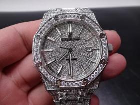 爱彼钻石手表