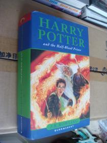 Harry Potter and the Half-Blood Prince(第六部,正版硬精装)
