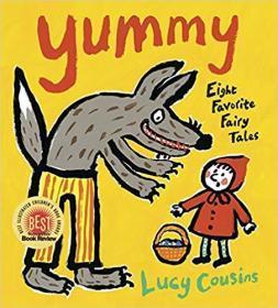 Yummy: Eight Favorite Fairy Tales 童话故事插图绘本