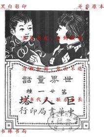 巨人塔-中华书局-民国中华书局刊本(复印本)