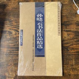 孙晓云书法作品精选