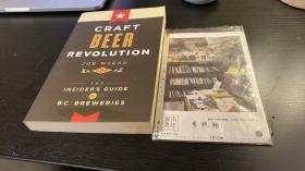 英文原版 craft beer revolution : the insider's guide to B.C. Breweries  精酿啤酒