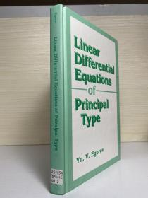 Linear Differential Equations of Principal  Type
