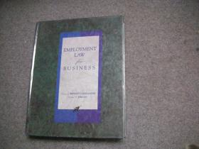 EMPLOYMENT LAW FOR BUSINESS(商业就业法)