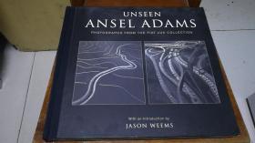 Unseen Ansel Adams 安塞尔亚当斯