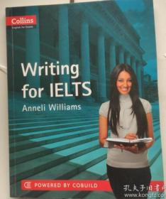 IELTS Writing:IELTS 5-6+ Anneli Williams  著 HarperCollins UK 9780007423248