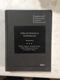 american casebook series cases and problems on contracts sixth Edition 美国案例汇编系列合同案例与问题第六版