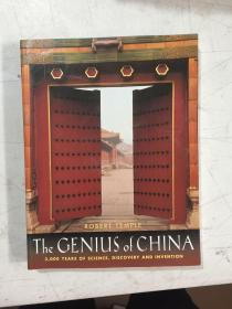 THE GENIUS OF CHINA:3,000 YEARS OF SCIENCE, DISCOVERY AND INVENTION 中国的历史:3000年的科学,发现