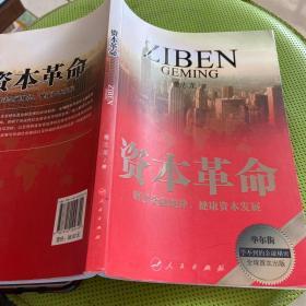 资本革命(新常态下的中国经济与世界大环境对接概念 着眼于系统性社会建设与可持续发展,深入解读私有资本与国有资本的社会属性与功能)