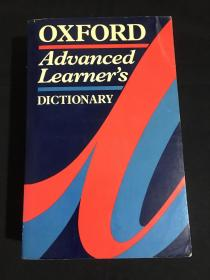 OXFORD ADVANCED LEARNER 'S DICTIONARY