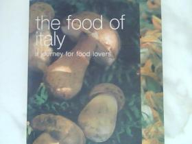 The Food of Italy 意大利美食