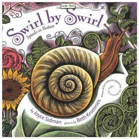 Swirl by Swirl: Spirals in Nature 一圈圈:大自然中的螺旋 (精装)