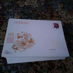 2004年中国邮政贺年有奖信封 86只合售(带1.60元邮资)