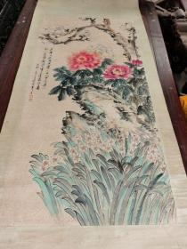 传世的名家花卉图