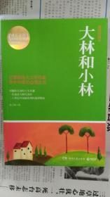 博集典藏馆·百部最伟大文学作品青少年成长必读丛书:大林和小林(插图珍藏本)