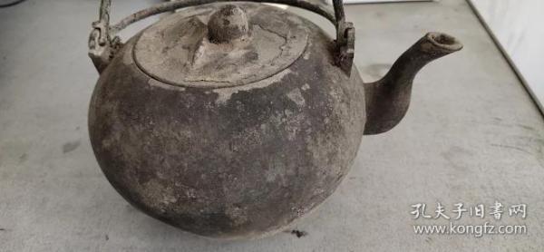 清代老锡壶茶壶酒壶
