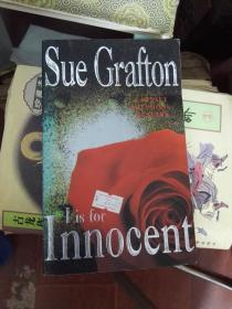 I is for Innocent by Grafton, Sue.