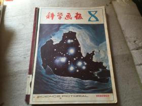 科学画报1982-8