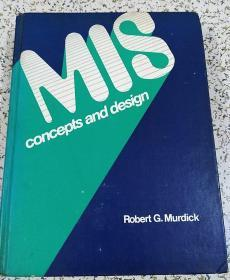 Mis Concepts and Design【稀缺】